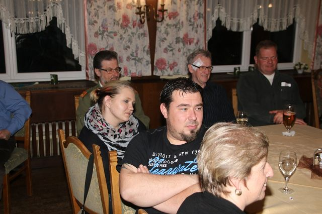 06.03.2015, Kameradschaftsbund: Vereinsmeisterschaften